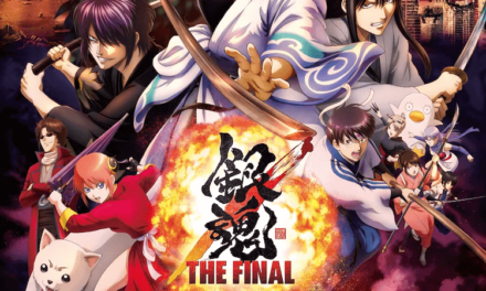 """Author Hideaki Sorachi Appears on Camera for Important Message on """"Gintama THE FINAL"""""""