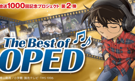 """""""Detective Conan"""" Drops All OP/ED on YT to Celebrate 1000th Episode!"""