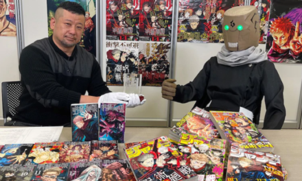"""Jujutsu Kaisen"" Author to Make 1st TV Appearance to Receive Award"