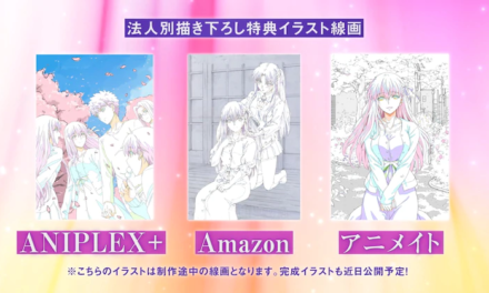 """Fate/stay night [Heaven's Feel] III.spring song"" BD/DVD to Have 11 (!?) Editions from Different Retailers"