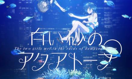 """P.A.Works Announces New Anime """"Shiroi Suna no AQUATOPE"""""""
