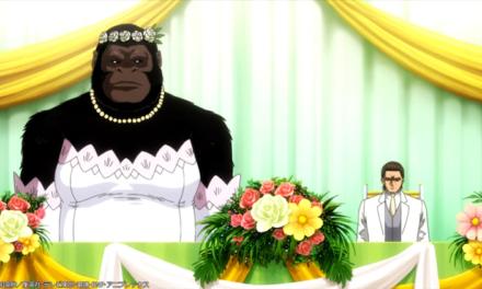 "The Shinsengumi Return in ""Gintama THE SEMI-FINAL"" on 20th January!"
