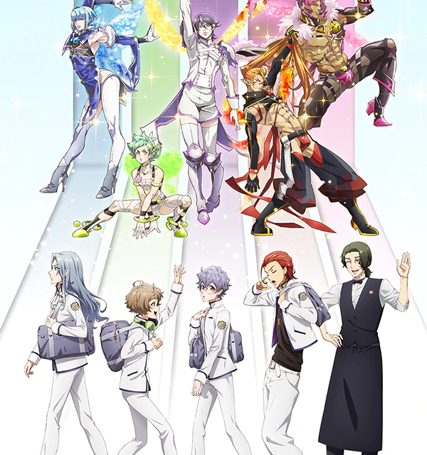 "Is That a JoJo Reference?! ""Fairy Ranmaru"" Drops First PV and KV!"