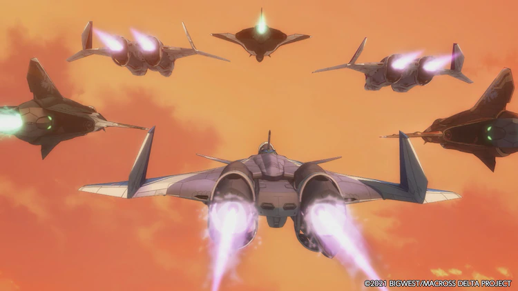 """""""Macross Δ The Movie Zettai LIVE!!!!!!"""" Drops Teaser Vid with New (?!) Valkyrie"""