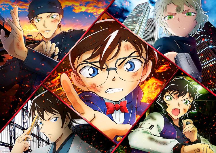 """Detective Conan: Scarlet Bullet"" Hits Japanese Cinemas 16th April!"