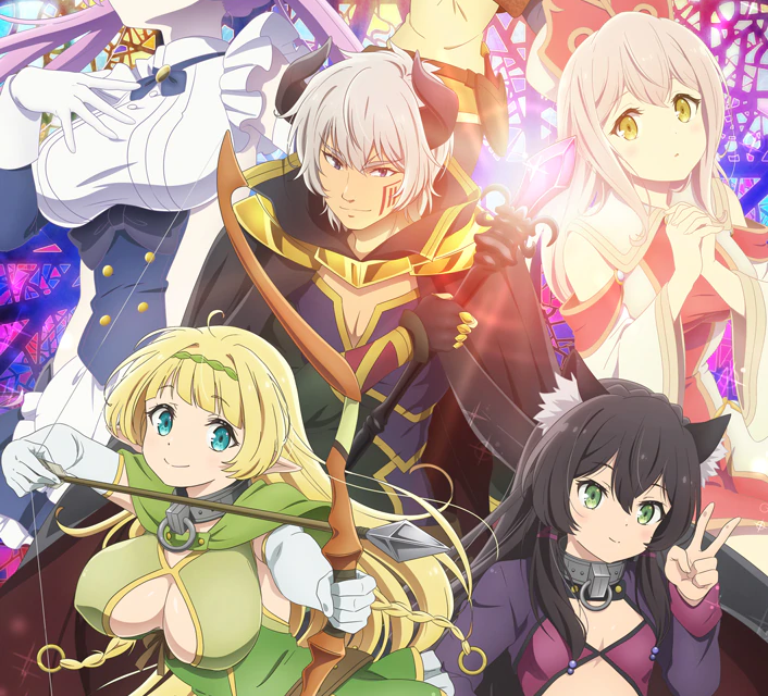 """""""How Not to Summon the Demon Lord"""" S2 Out 8th April"""