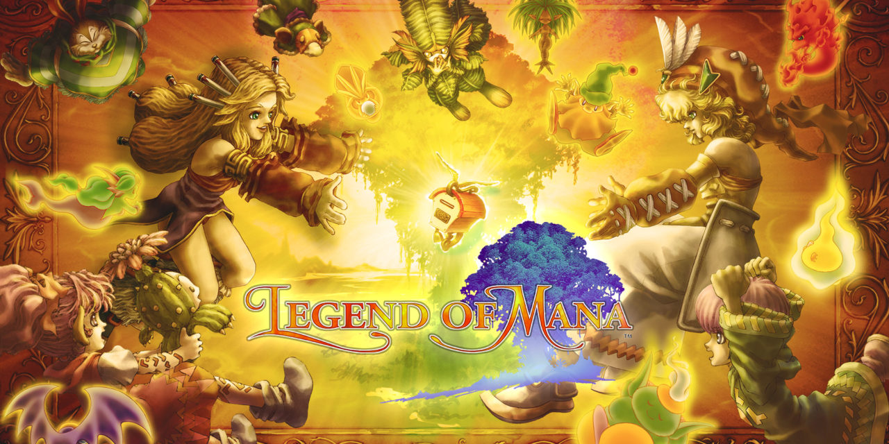 """""""Legend of Mana"""" Coming to the Nintendo Switch!"""