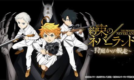 """The Promised Neverland"" Mobile Game Announced!"
