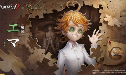 "Survival Horror Game ""IDENTITY V"" and ""The Promised Neverland"" Anime Collab Starts Today!"