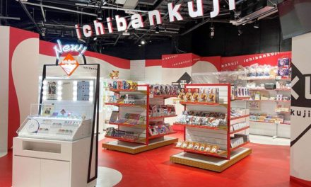 """Ichiban Kuji"" Specialty Store Opens for the First Time in Tokyo!"