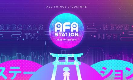 AFA Station – J-Culture Entertainment Portal Launching 6th March!