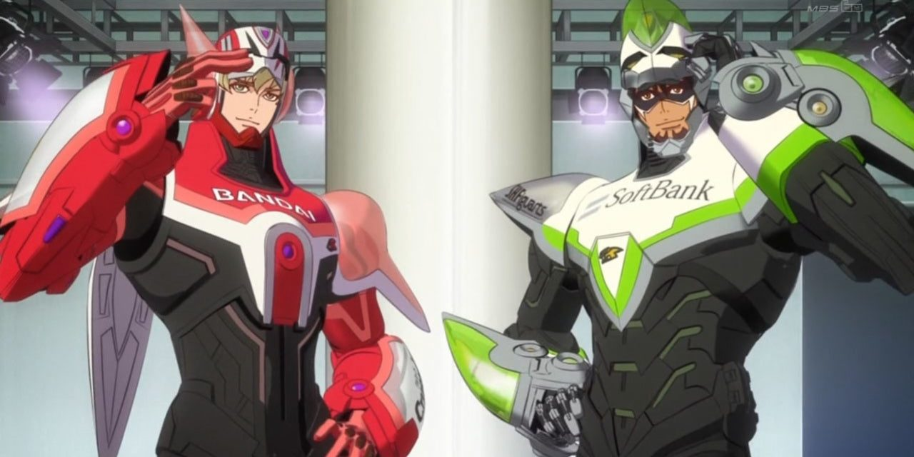 """TIGER & BUNNY"" Commemorates 10th Anniversary with Special YT Programme 3rd April!"