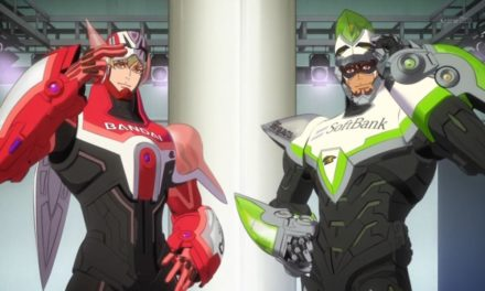 """""""TIGER & BUNNY"""" Commemorates 10th Anniversary with Special YT Programme 3rd April!"""