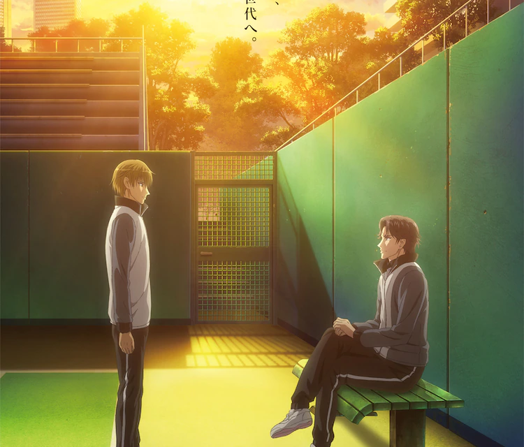 """""""New Prince of Tennis Hyotei vs Rikkai Game of Future"""" Gets New PV and KV, to Start 17th April"""