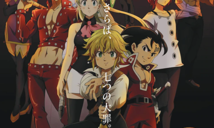 """""""The Seven Deadly Sins"""" Bids Farewell with Final Film Out 2nd July"""