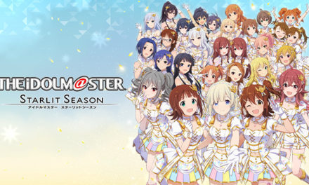 "Release Date of ""The Idolm@ster Starlit Season"" Postponed to 14th October"