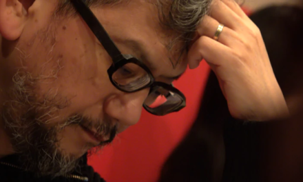 """Hideako Anno Profiled in NHK's  """"Professional Work Style"""" 22nd March"""