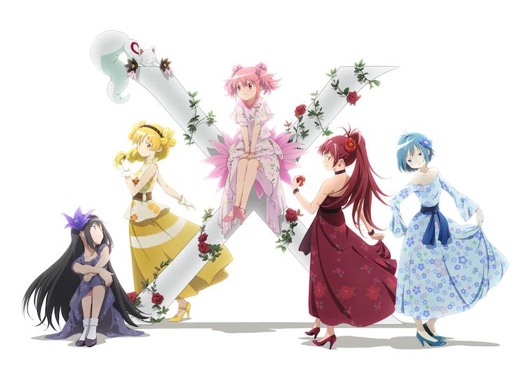 """Puella Magi Madoka Magica Anniversary Stage"" Slated for 25th April!"