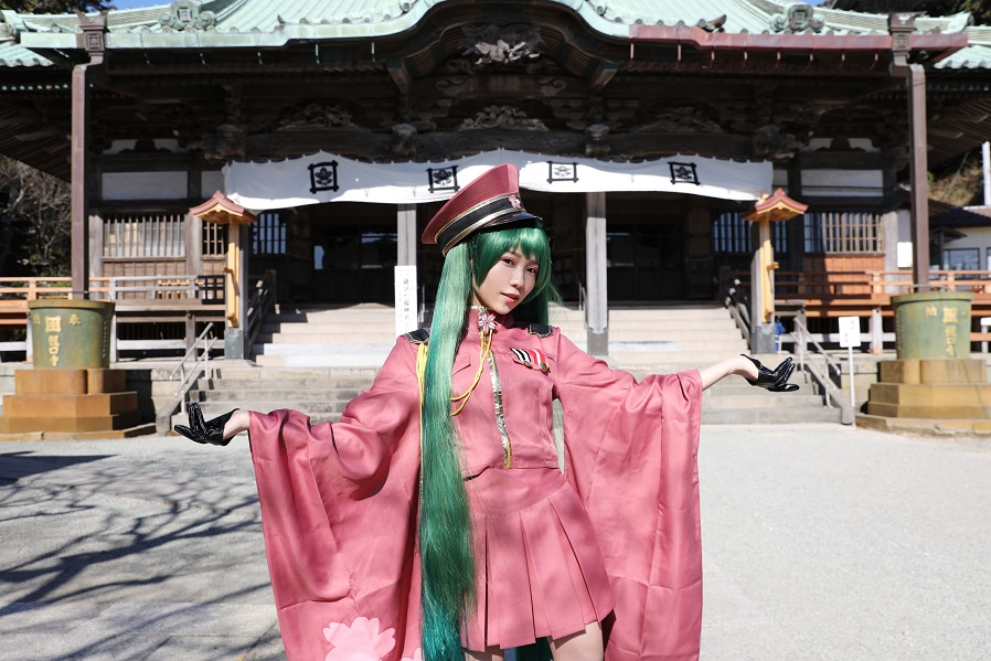 Singing Cosplayer Hikari Starts Worldwide Crowdfunding Project via Kickstarter!