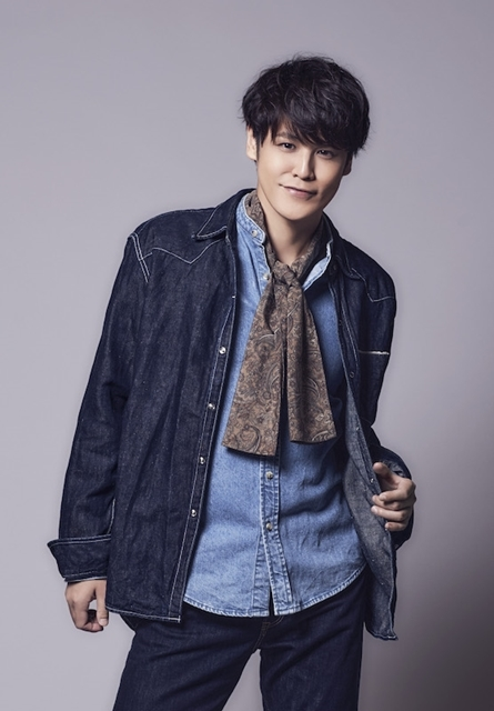 """Mamoru Miyano's 21st Single """"Transparent"""" and Concert BD/DVD """"STREAMING!"""" Out 26th May"""