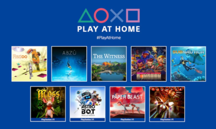 """Play at Home 2021"" Offers 10 Free Games for the PlayStation Community on 25th March!"