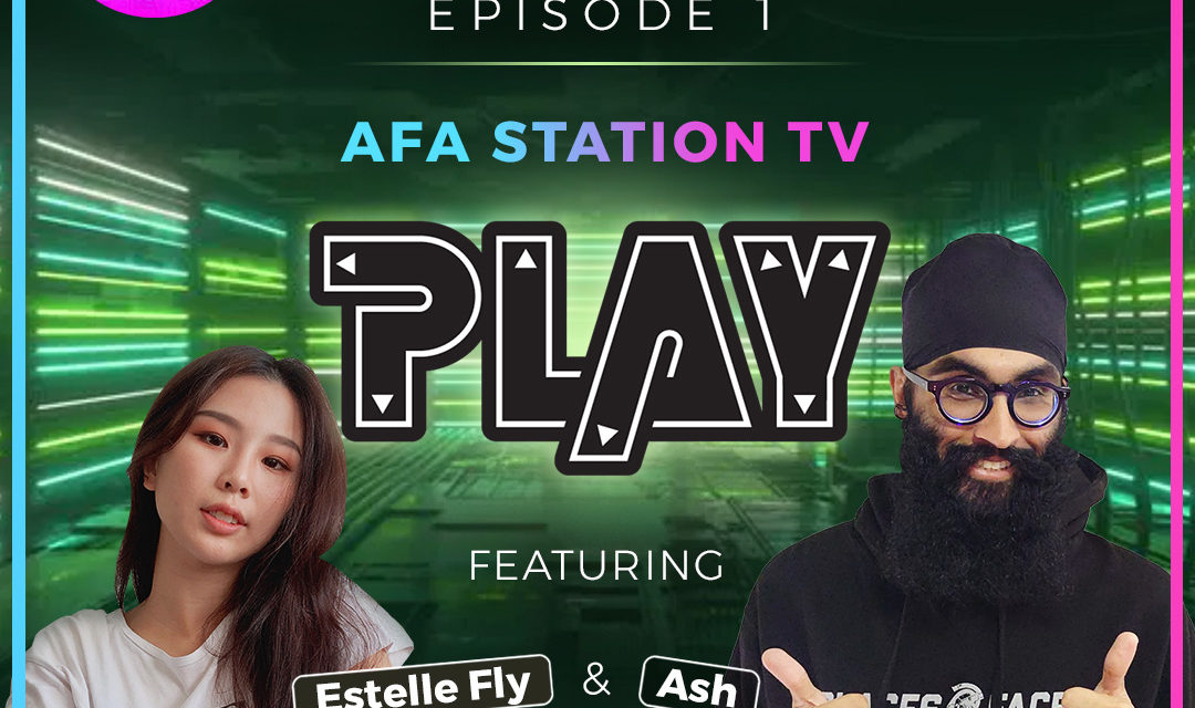"""Don't Miss the First Ever """"AFA Station TV PLAY""""!"""