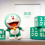 """DORAEMON Changes Colour from Blue to Green  as Appointed UNIQLO's """"Global Sustainability Ambassador"""""""