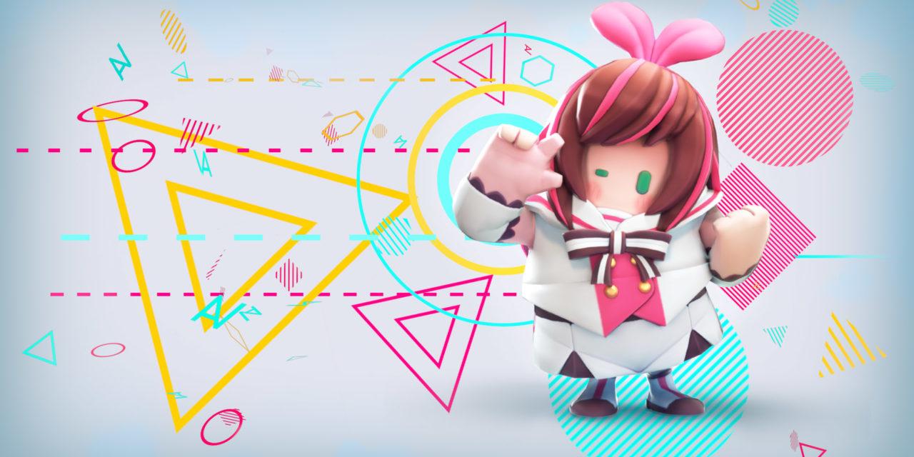 """Fall Guys: Ultimate Knockout"" Releases ""Kizuna AI"" Collaboration Skin!"