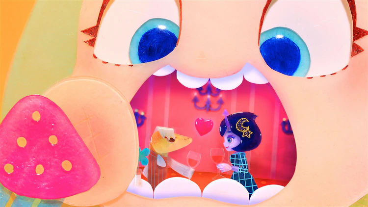 """PUI PUI Molcar"" Director Teams up with WIT Studio for New Stop-Motion Anime ""CANDY CARIES"""
