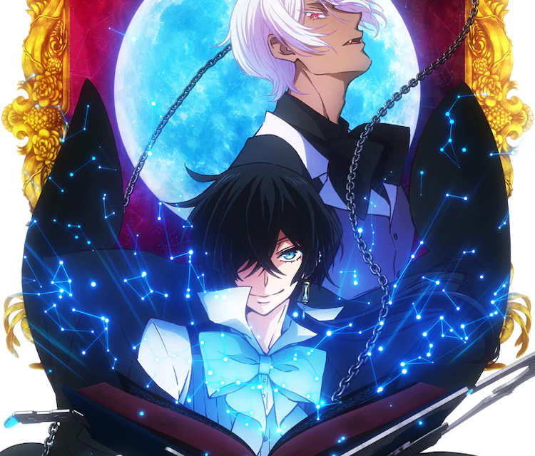 "BONES to Produce ""The Case Study of Vanitas"" TV Anime!"