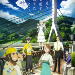 """""""AnoHana"""" Holds Special Screening and Talk Show for 10th Anniversary"""