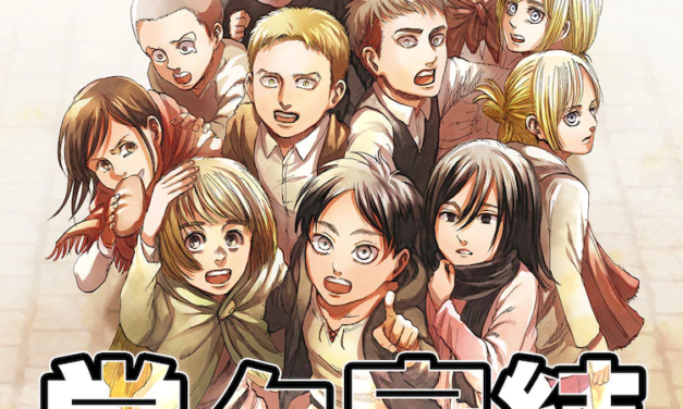"""""""Attack on Titan"""" Manga Ends Today 9th April"""