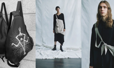 Fashion Designer Yohji Yamamoto and Horror Manga-ka Junji Ito Release Capsule Collection