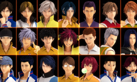 "3DCG Movie ""Ryouma! New Generation Theatrical Prince of Tennis"" Drops New PV!"
