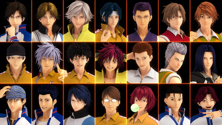 """3DCG Movie """"Ryouma! New Generation Theatrical Prince of Tennis"""" Drops New PV!"""