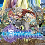 "Hiro Mashima and Square Enix Collaborate on New Mobile Game ""Gate of Nightmares""!"