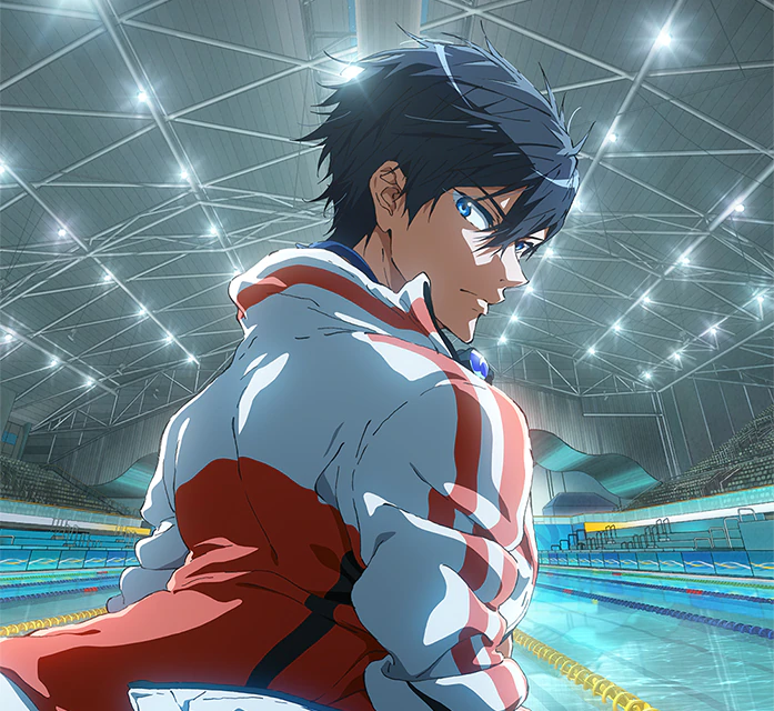 """""""Free! The Movie -The Final Stroke-"""" Split Into Two Parts, Out Sept 2021 and April 2022"""
