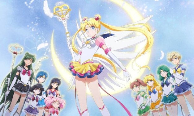 "Netflix to Stream ""Pretty Guardian Sailor Moon Eternal The Movie"" Starting 3rd June"