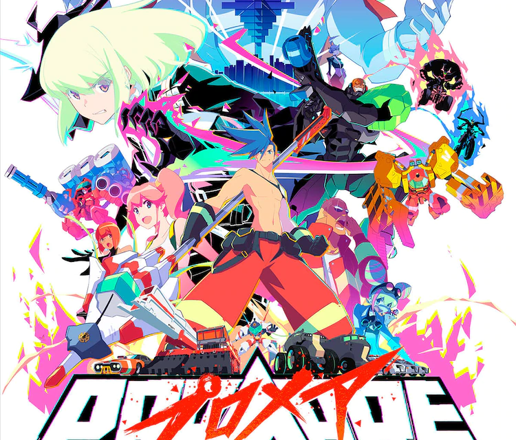 """PROMARE"" Holds Special Screening and Hiroyuki Imaishi Exhibition for 2nd Anniversary"