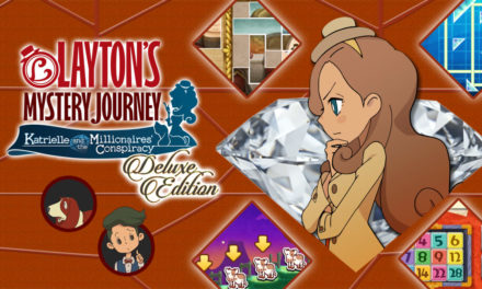 "TV Anime Seiyuu Voices Added to ""LAYTON'S MYSTERY JOURNEY"", Out July 2021"