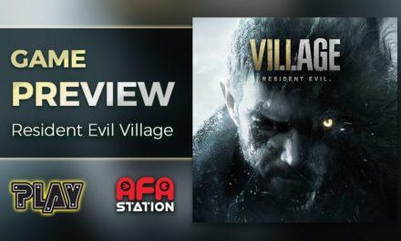"Catch ""Resident Evil Village"" Gameplay on AFA Station Play!"