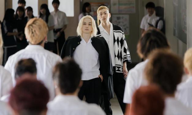 "New ""Tokyo Revengers"" Film Stills Released Ahead of 9th July Premier!"