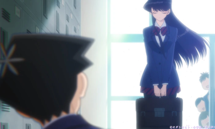 """TV Anime Adaptation of """"Komi Can't Communicate"""" Awkwardly Airs October 2021"""