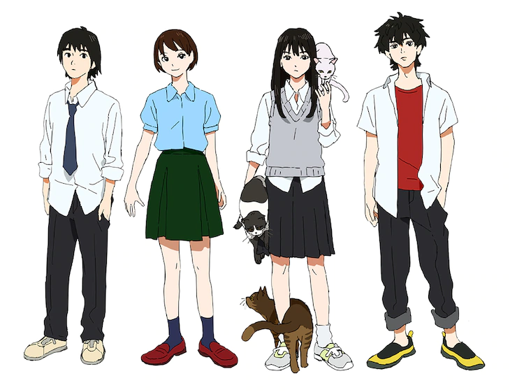 """Cast Members for New Shingo Natsume Project """"Sonny Boy"""" Revealed!"""