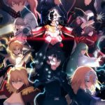 """""""Fate/Grand Order Final Singularity – Grand Temple of Time: Solomon"""" Hits Japanese Cinemas 30th July 2021!"""