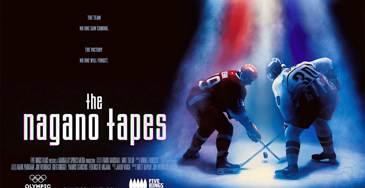 """You'll Want to Watch """"The Nagano Tapes"""" Just for the Intro"""