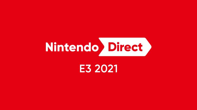 Nintendo Direct E3 2021 Happening 15th June!
