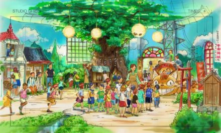 """Ghibli Park Shares New Concept Art for """"My Neighbour Totoro"""" Area"""