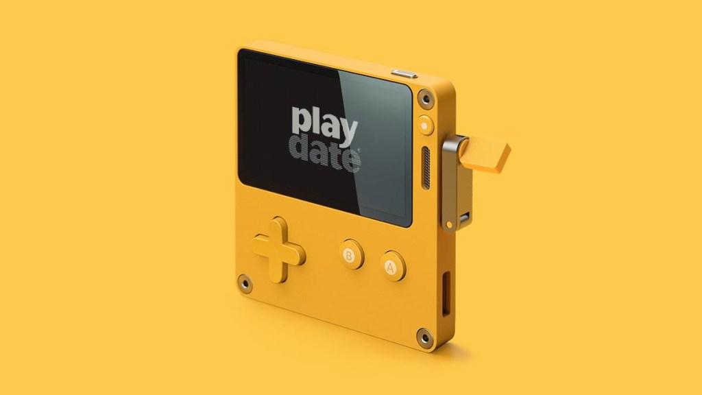"Panic Drops Updates on Swedish-designed Malaysian-made Handheld Console ""Playdate"""
