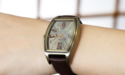 """Let the Sukuna Finger Point Out the Time with the """"Jujutsu Kaisen"""" Wristwatch Collection"""